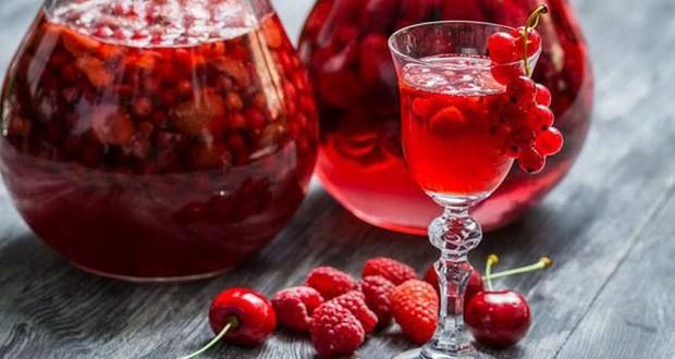 Как приготовить в домашних условиях ликеры из разных ягод.