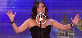 Непростая оперная певица из Испании! Все началось нормально, но потом…