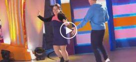 Рита, танцуй! Просто сногсшибательно, заряд позитива на целый день