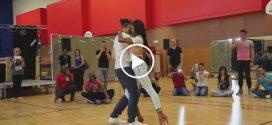 Зажигательная Кизомба — Изабель и Фелисьен «Не могу тебя отпустить». Сразу хочется танцевать!