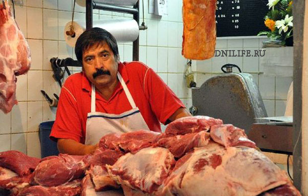 Убойный анекдот! Как армян на базаре свинину продавал...