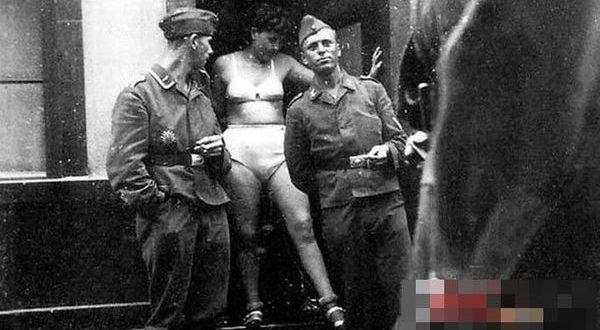 Не дай Бог, я в Шоке! Как фашисты унижали и насиловали русских девушек