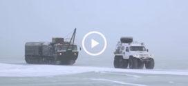 Новейшую военную технику проверят на прочность в суровых условиях Арктики