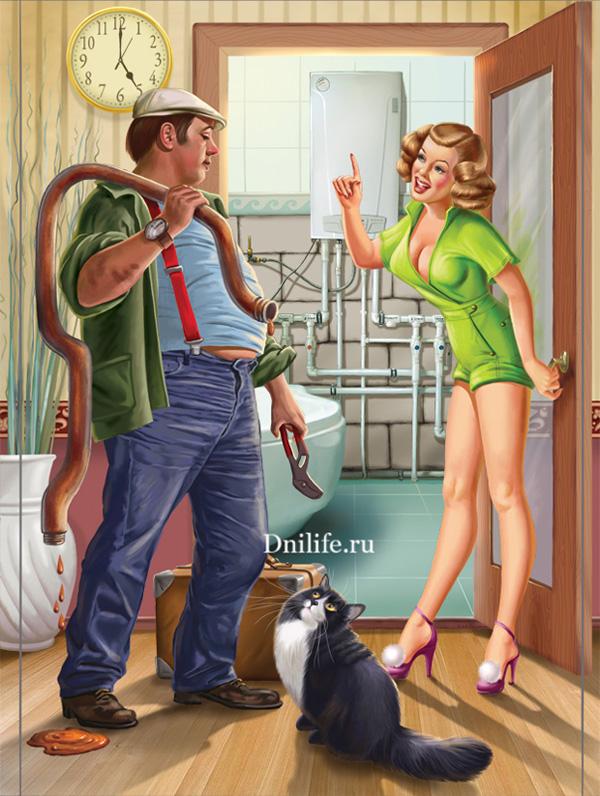 Веселые анекдоты про дам и не дам ))