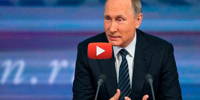 Куда ушли 119 миллиардов? Реакция Путина на разъяснения девушки о воровстве денег.