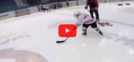 Как русские с детства тренируют своих детей играть в хоккей