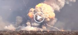 Украина разоружается! Детонация Точек-У на складе боеприпасов в Балаклее