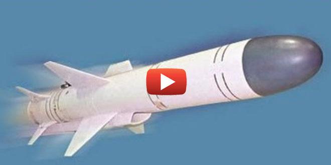 Видео из архивов! Испытание российской ракеты Х-35, которая летит 2 м над водой