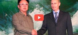 Единственный визит Путина в КНДР. Так его больше нигде не встретили!