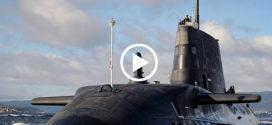 На РУССКИХ моряков направилась подлодка. Их реакция уникальна!!!