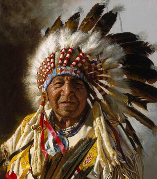 Великая мудрость старого индейца