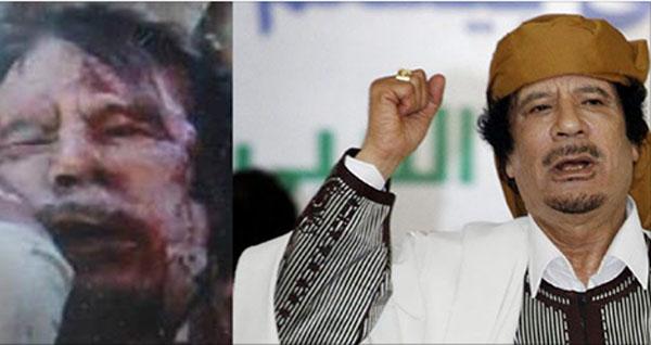 Последняя речь Каддафи! Он просил людей о пощаде, НО…