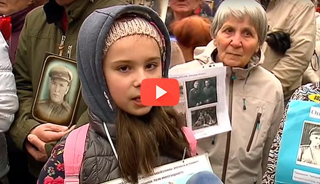 Ветераны-афганцы заступились за людей!  Несмотря на все угрозы националистов в Киеве отмечали День Победы!