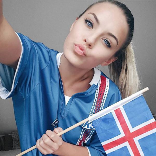 Девушки из Исландии массово выкладывают свои возбуждающие фото, чтобы привлечь наших мужчин!