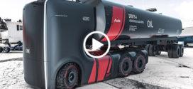 Грузовики больше никогда не будут прежними! Audi выпускает нечто невероятное