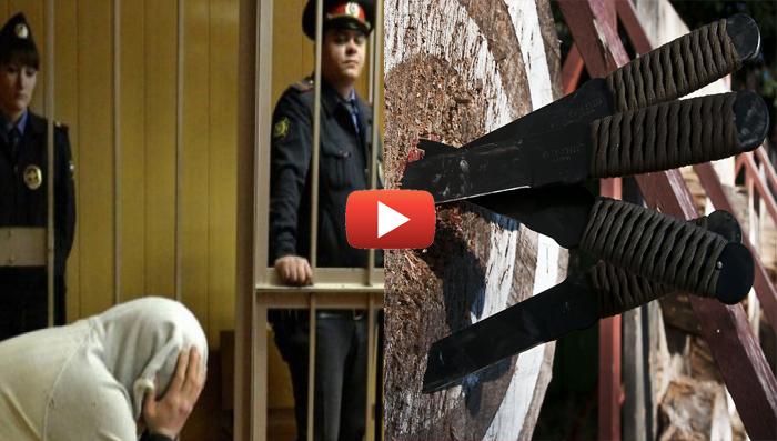 ОТЕЦ малолетней дочери УБИЛ НАСИЛЬНИКА прямо в зале суда!
