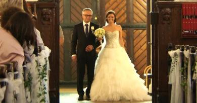 Эта невеста удивила всех, как только переступила порог церкви… Этого от девушки никто не ожидал!