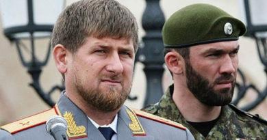 «Я выступлю против России, всеми силами!» Рамзан Кадыров угрожает Кремлю