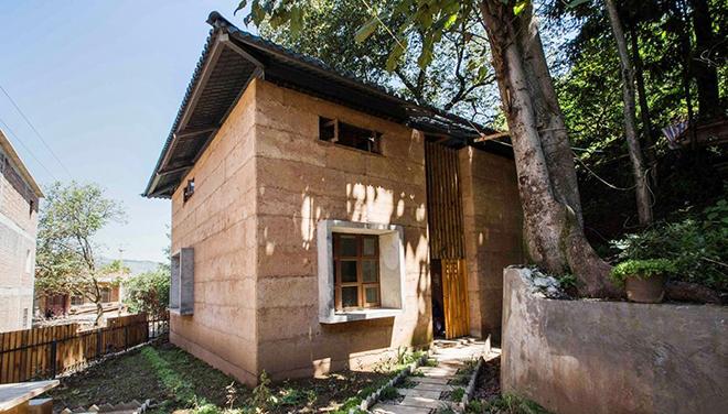 Разваленный дом из китайской глубинки стал лучшим зданием 2017 года