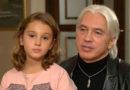 Поклонники осудили младшую дочь Хворостовского за веселые танцы после смерти отца