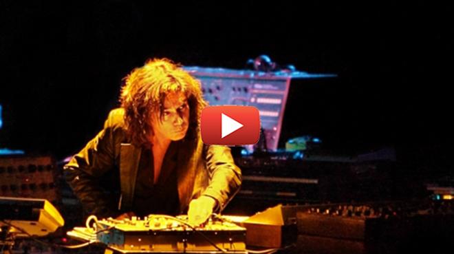 Настоящее музыкальное искусство - Жан-Мишель Жарр и его Магнитные Поля