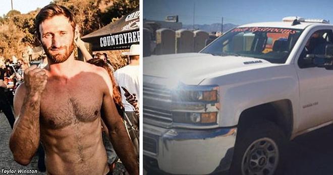 Он украл машину, чтобы отвезти в больницу людей после стрельбы в Лас-Вегасе. Вот что ему написал владелец авто...