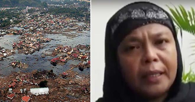 Родители потеряли двоих детей в цунами – а 10 лет спустя они увидели странную фотографию, которая изменила их жизнь