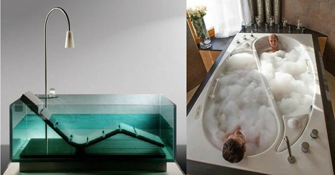 20 самых креативных в мире идей для ванн