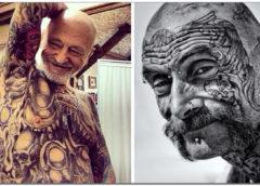 Кто сказал, что с возрастом татуировки плохо выглядят? Эти люди так не считают