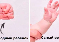7 ″слов″ на языке тела ребенка, которые вы можете – и должны – понимать